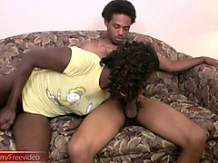 Ebony, Ass, Shemale, Facial, Smasseuse getting her nipples sucked pussy