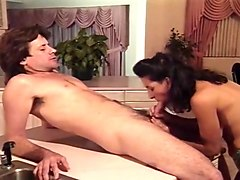 Hairy, Wet, Monster cock destroy milfs wet pussy